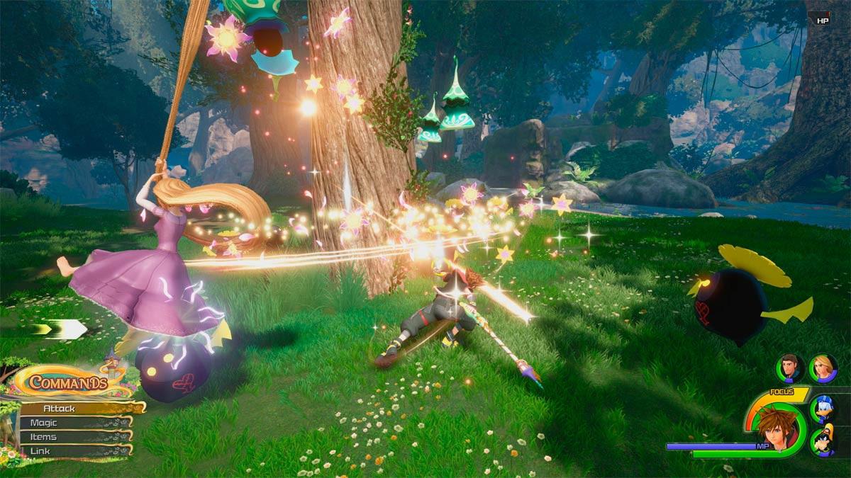 Kingdom Hearts 3 Ps4 Juego Fisico Nuevo Y Precintado