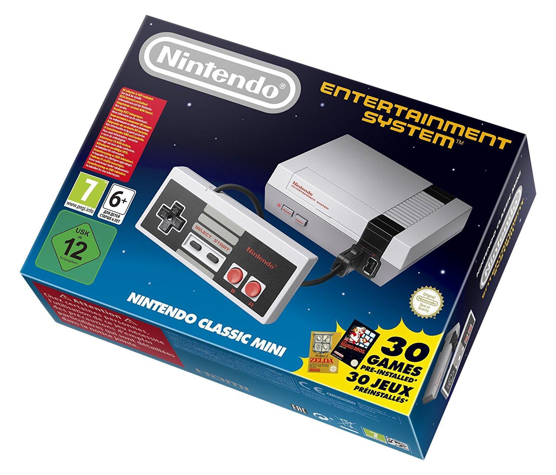Nes Classic Mini Consola Retro