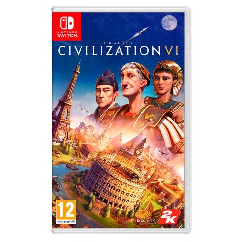 Sid Meier's Civilization VI Nintendo Switch - Nuevo y Precintado