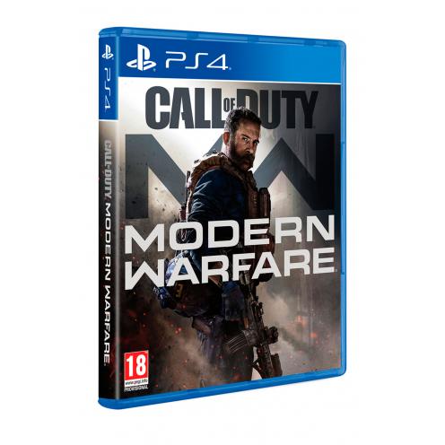 Call Of Duty Modern Warfare PS4 - Juego Físico Nuevo y Precintado
