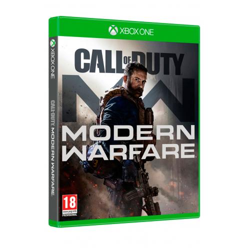 Call Of Duty Modern Warfare XBOX ONE Juego Físico - Nuevo y Precintado