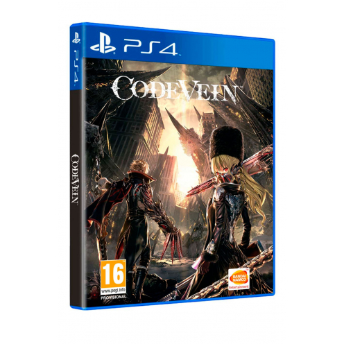 Code Vein PS4 - Juego Físico Nuevo y Precintado