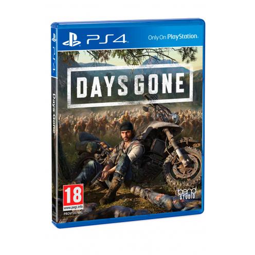 Days Gone PS4 Juego Físico Nuevo y Precintado
