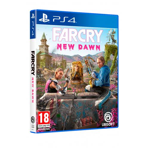 Far Cry New Dawn PS4 Juego Físico Nuevo y Precintado