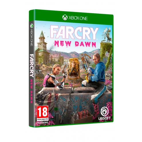 Far Cry New Dawn XBOX ONE Juego Físico - Nuevo y Precintado