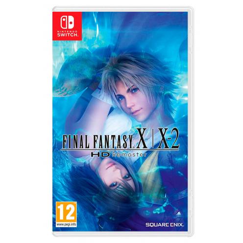 Final Fantasy X/X-2 HD Remasterizado Nintendo Switch - Juego Nuevo y Precintado