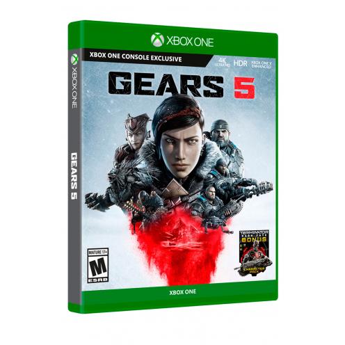 Gears 5 XBOX ONE Juego Físico - Nuevo y Precintado
