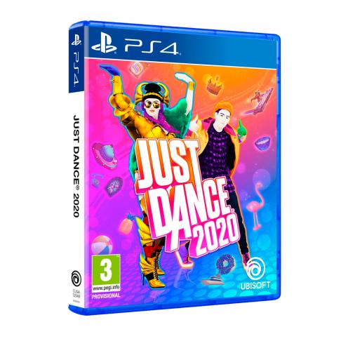 Just Dance 2020 PS4 - Juego Físico Nuevo y Precintado