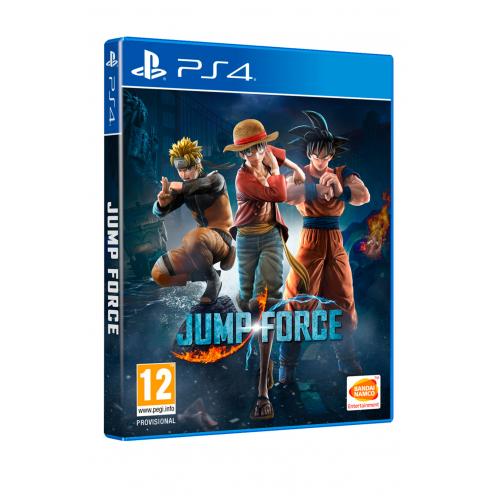 Jump Force PS4 Juego Físico Nuevo y Precintado