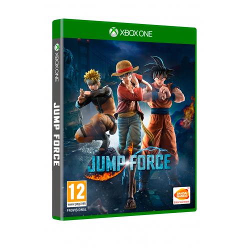 Jump Force XBOX ONE Juego Físico - Nuevo y Precintado