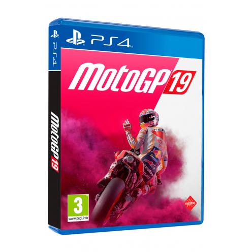 MotoGP 19 PS4 - Juego Físico Nuevo y Precintado