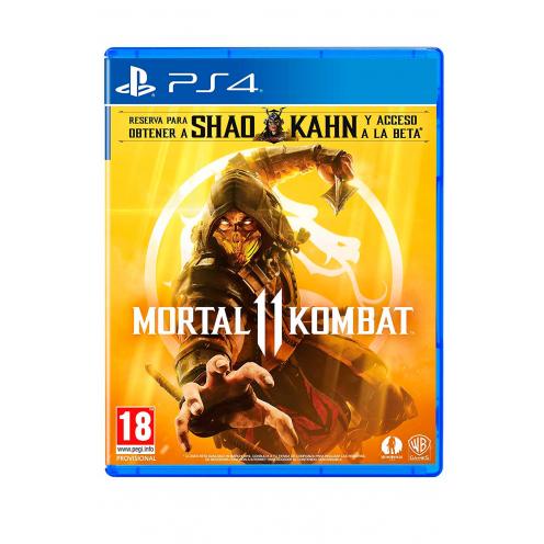 Mortal Kombat 11 PS4 Juego Físico Nuevo y Precintado