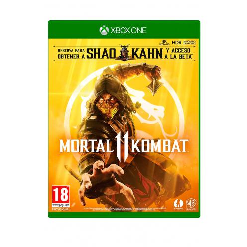 Mortal Kombat 11 XBOX ONE Juego Físico - Nuevo y Precintado