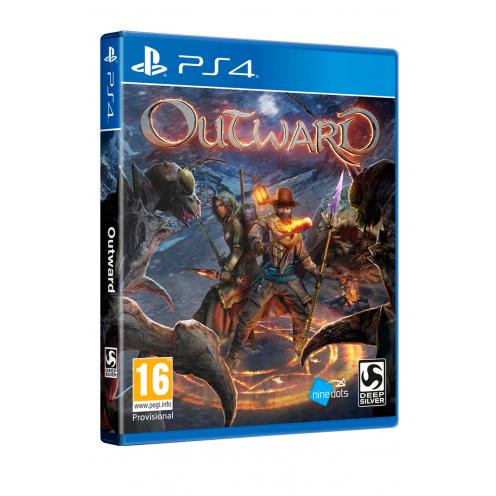 Outward PS4 Juego Físico Nuevo y Precintado