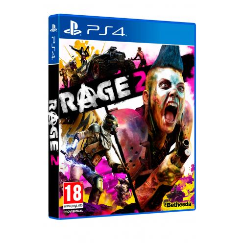 Rage 2 PS4 - Juego Físico Nuevo y Precintado