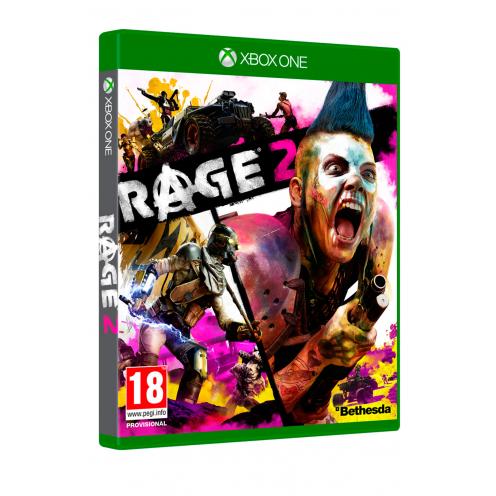 Rage 2 XBOX ONE Juego Físico - Nuevo y Precintado