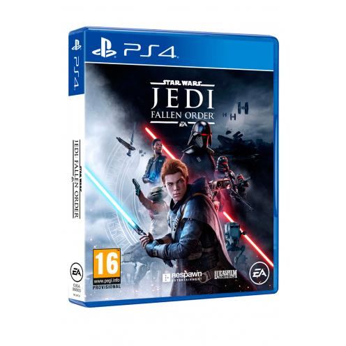 Star Wars Jedi Fallen Order PS4 - Juego Físico Nuevo y Precintado