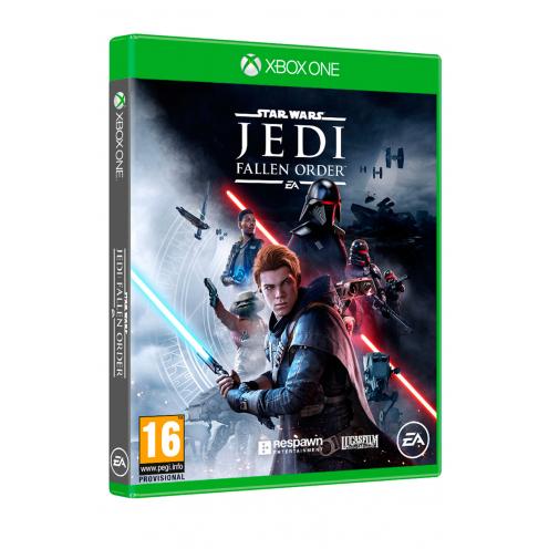Star Wars Jedi Fallen Order XBOX ONE Juego Físico - Nuevo y Precintado