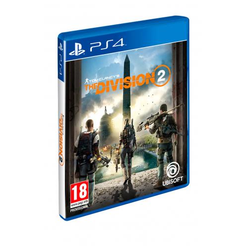 The Division 2 PS4 Juego Físico Nuevo y Precintado