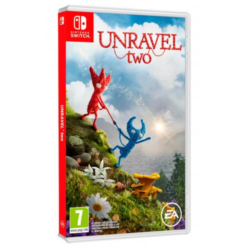 Unravel 2 Nintendo Switch - Juego Físico Nuevo y Precintado